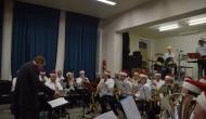 Concert de Noël de la Fanfare royale Saint-Eloi de Laneffe